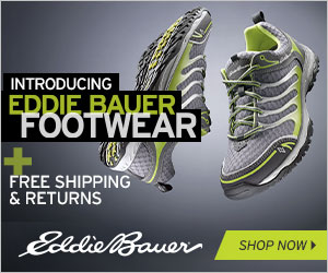 Eddie Bauer Shoes Coupons