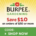 Burpee Coupons and Deals