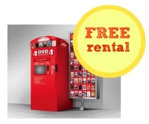 Free RedBox Coupons