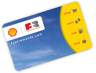 Fuel Rewards Coupons - Shell gas rewards