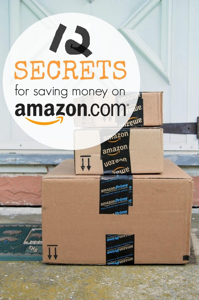 12 Ways to Save Money on Amazon