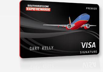 Southwest Premier Credit Card