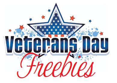 2015 Veterans Day Best Freebies & Discounts