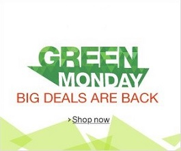 Green Monday Coupons & Deals