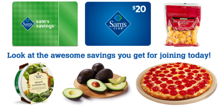 Score a Sam's Club Membership for $45 Deal Worth $220