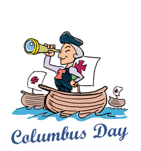 Columbus Day Coupons