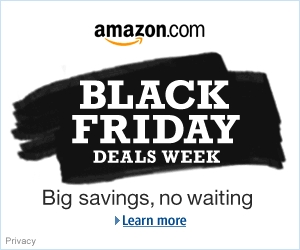 Amazon Black Friday Ad - Best Deals Including the Amazon Echo