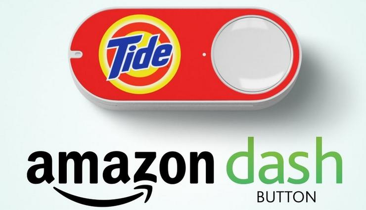 Amazon Dash Button - Buy 1, Score $4 Profit on Cyber Monday