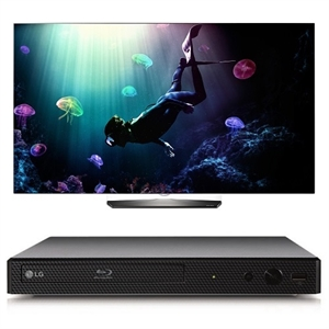 Best Feature Rich TV for Black Friday - the LG OLED 55 Inch 4K Ultra HD Smart TV