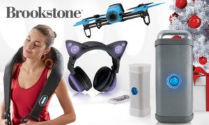 Brookstone Coupons for Green Monday